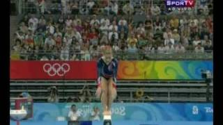 Winner Olympics 2008 Beam Women