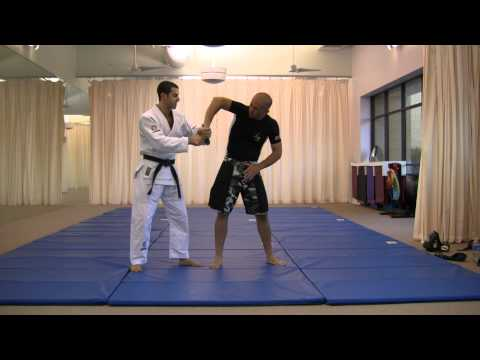 Mixed Martial Aikido: Alive Sankyo Drill Image 1