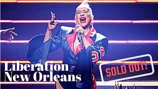 Liberation Tour (Nov. 9) XTINA BLOWS ROOF OFF WITH VOCALSSSSS