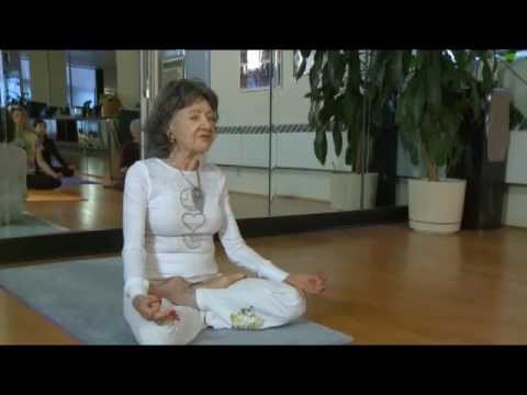 92 year-old Yoga Master