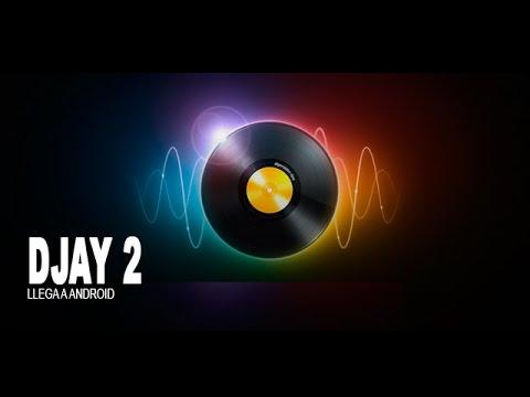 Djay 2 la mejor app de DJ para Android