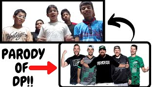 Parody of Ping Pong Trickshots 4 - Dude Perfect | FunNCrazy