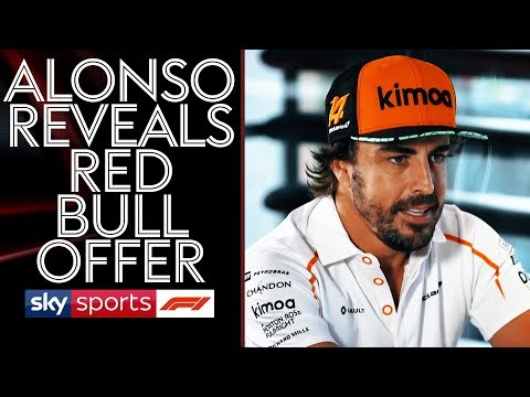 EXCLUSIVE: Fernando Alonso says he had Red Bull offer! 🏎️