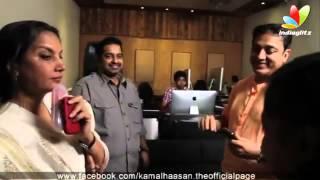 Unnai kaanatha song making   Vishwaroopam   Kamal Hassan   Kathak Dance