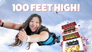 We Flew Like Superman 100 Feet In the Air • Ultimate Bucket List