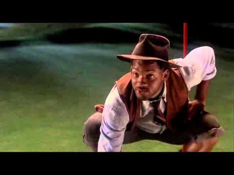 The Legend Of Bagger Vance   Clip 1   Authentic Swing