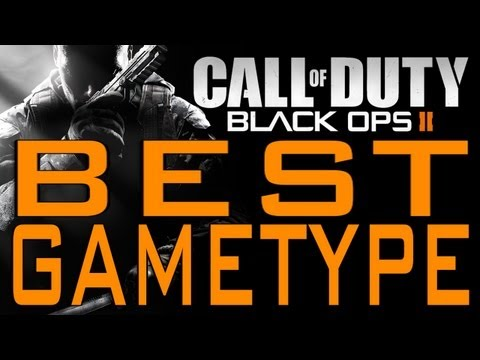 Black Ops 2 - Best Gametype for Ranking Up Fast!! (BO2 Gamemode Game Type Mode Level Up)