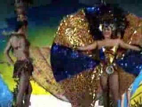 Miss Earth Philippines 2009 Production number