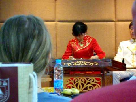 Yangqin at Nanda