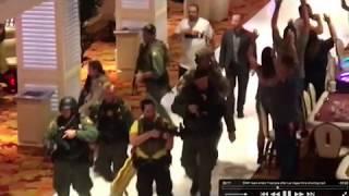 """Las Vegas City Wide Drill? Bomb@Luxor, """"Active Shooters"""" @ Bellagio, NY NY & Tropicana"""