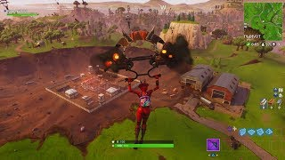RIP DUSTY.. FORTNITE SEASON 4 HAS ARRIVED!