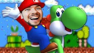 GO YOSHER!   Super Mario Maker #8