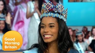 Miss World 2019 Toni-Ann Singh Plans to Go to Medical School | Good Morning Britain