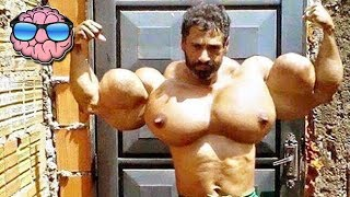 Top 10 Bodybuilders Who Took It Too Far (Bodybuilding)