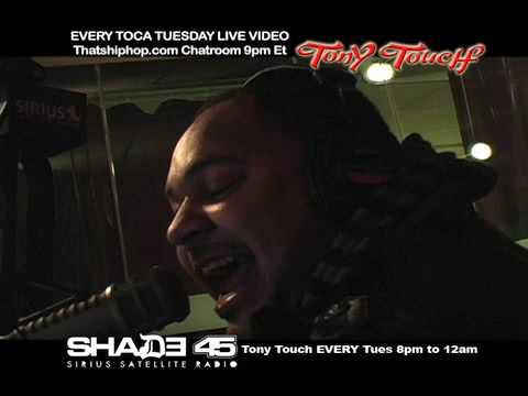 Cover image of song Freestyle by Tony Touch