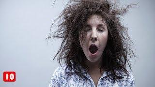 10 λόγοι να μη κοιμάσαι ΠΟΤΕ με βρεγμένα μαλλιά - Τα Καλύτερα Top10
