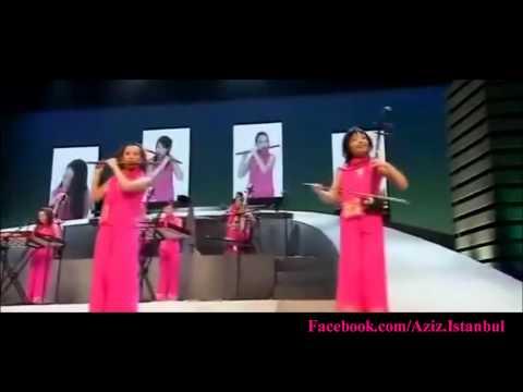 Seyirci Böyle Çoşturulur   Şehnaz Longa ' Twelve Girls Band '
