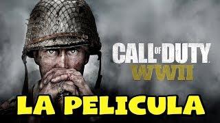 Call of Duty WWII  - Pelicula Completa en Español 2017 - Todas las cinematicas - Call of Duty WW2
