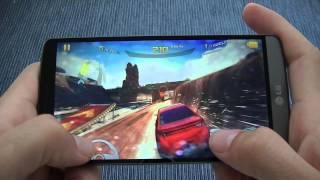Prueba de juegos con el LG® G3