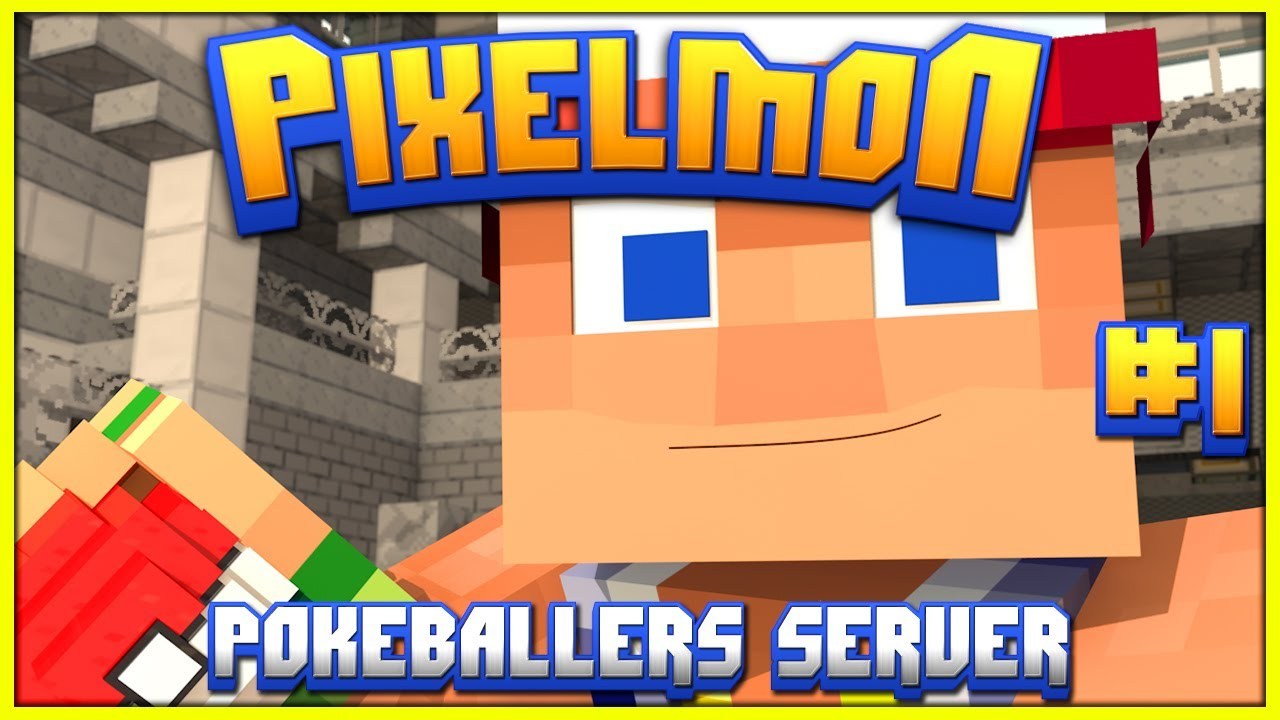 how to join pokeballers server