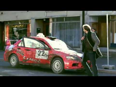 Mitsubishi Evolution IX Taxi Version [Crazy EVO]