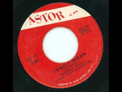 Thumbnail of video JOHNNY WELLS - Lonely moon - ASTOR