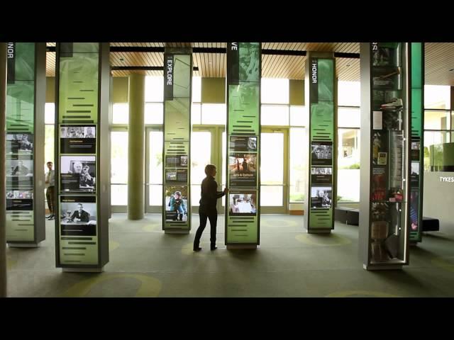 Oregon's Ford Alumni Center