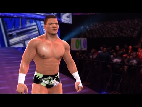 WWE '13 Community Showcase: Tyson Kidd (Xbox 360)