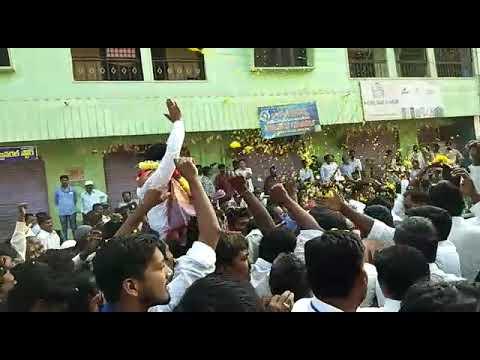 Won metuku Anand Anna Vikarabad MLA