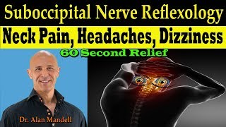 TRY THIS...Feel How Your Eyes Connect to the Neck!  (Neck Pain, Headaches, Dizziness) - Dr Mandell