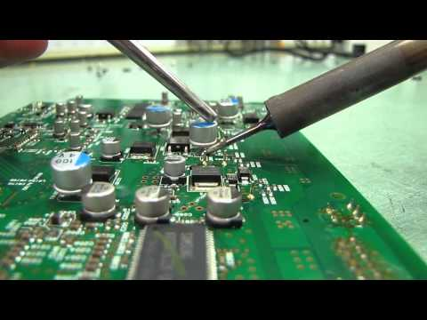 How to fix an Onkyo receiver - TX-SR606 - By Ed