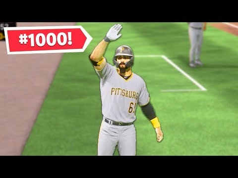 MY 1000th Career Home Run! MLB The Show 19 | Road To The Show Gameplay #159