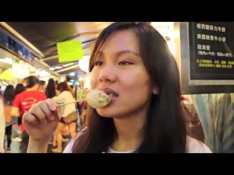 Food and Tourism in Taiwan- at 師大路夜市