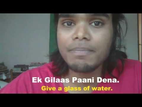 || Basic Hindi Conversation in Indian Restaurant || Learn Hindi Language ||