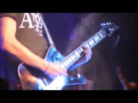Dragonforce Live - Fury of the Storm - Belfast Mandela Hall 11/10/08 [High Quality]