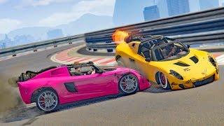 A MODDER TROLLED ME BACK! *RACE TROLLING!* | GTA 5 THUG LIFE #158
