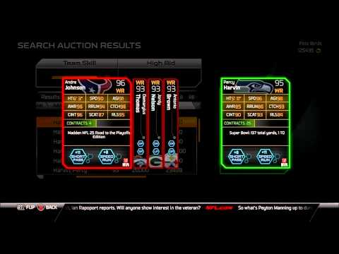 Madden 25 Ultimate Team Next Gen- Super Bowl Fantasy Card Reviews