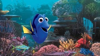 Finding Dory ALL TRAILERS - 2016 Pixar Animation