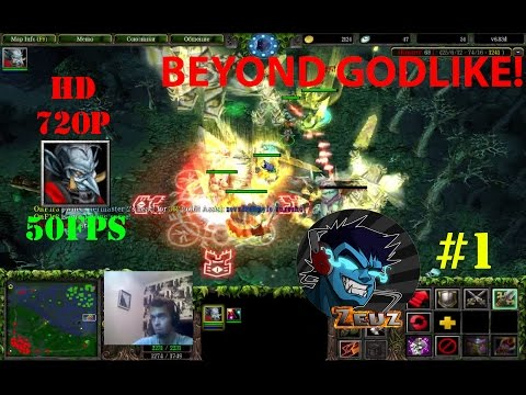 ★DoTa 6.83d Witch Doctor - GamePlay | Guide★ Beyond Godlike! ★ #1