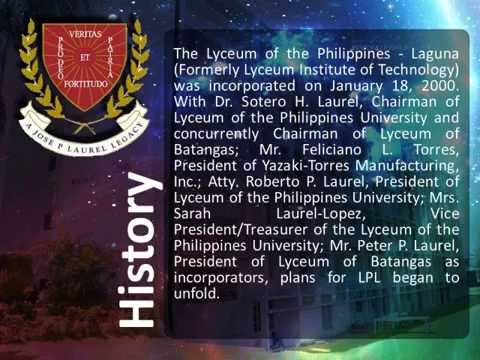 Lyceum of the Philippines-Laguna: Redefining Education