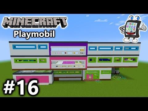 MINECRAFT Playmobil Luxusvilla vs Moderne Villa im Berg - Welches ...