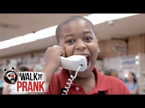 Kiddie Cashier | Walk the Prank | Disney XD