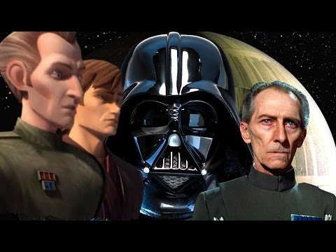 Did Tarkin Know Darth Vader's True Identity?