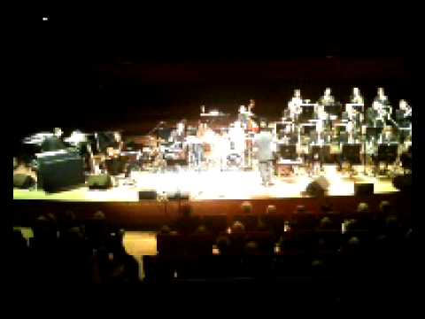 Charlie Watts with Denmark Radio Big Band in Copenhagen 2nd