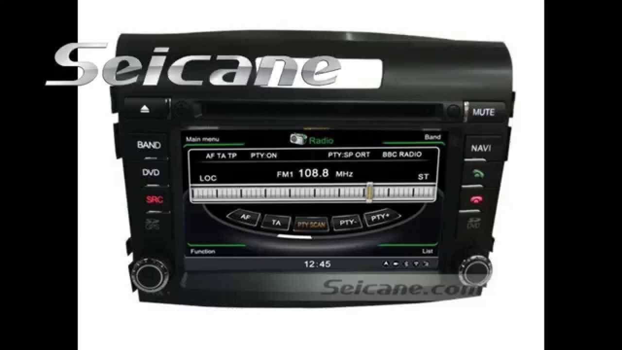 Honda Crv Dvd Bluetooth