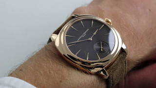 Laurent Ferrier Galet Square Micro Rotor (Caliber LF229.01) Watch Review
