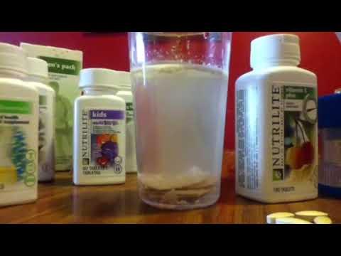 Presentation Vitamin C Nutrilite