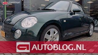 Mijn auto: Daihatsu Copen van Sem