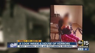 A look inside house of horrors in Mesa