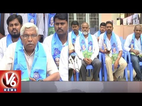 TS Govt Failed In Giving Pattadar Passbooks, Alleges Kodandaram In Warangal Tour | V6 News